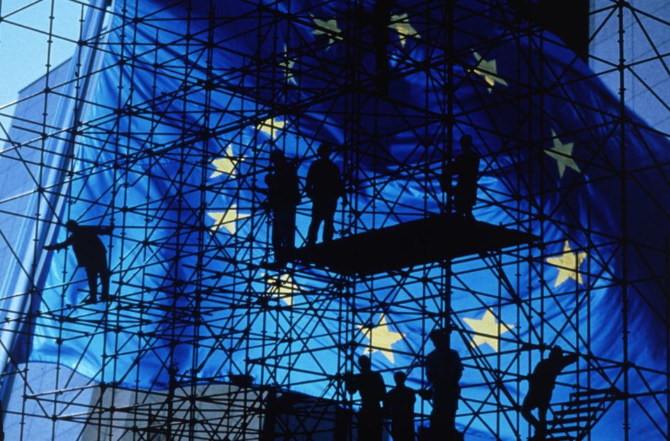 A afirmação social da Europa